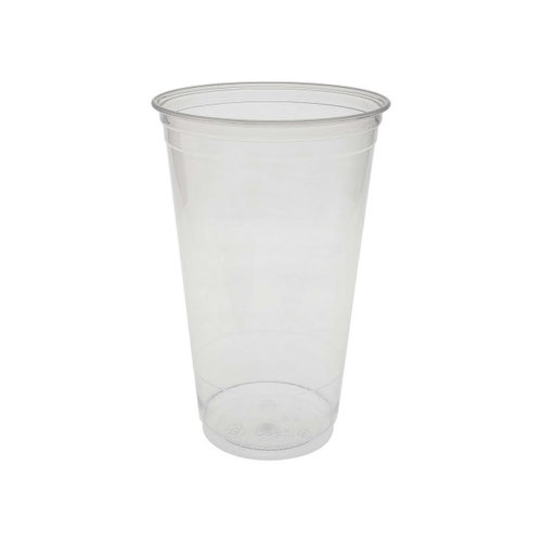 EarthChoice PLA Clear Cold Cup - 24 oz - YPLA24C