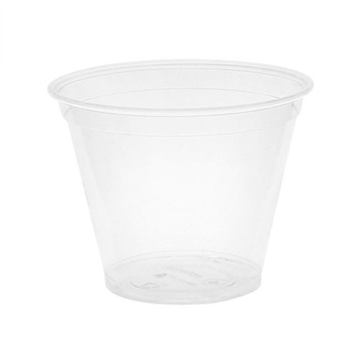 EarthChoice PLA Clear Cold Cup - 9 oz - YPLA9C