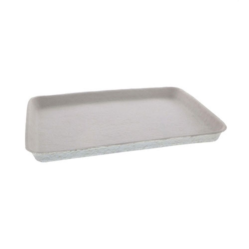 "EarthChoice Fiber Blend Cafeteria Tray - 9"" x 12"" - M537503"