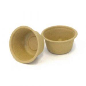 BeGreen Fiber Portion Cup - 2 oz - 3CN-C002-B - 2,000/Case