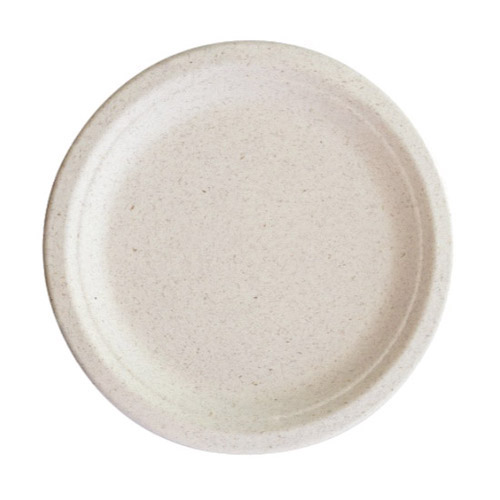 "BetterEarth Fiber Blend Round Plate - 7"" - BE-ECP7"