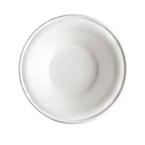 BetterEarth Sugarcane White Round Bowl - 12 oz - BE-FRB12