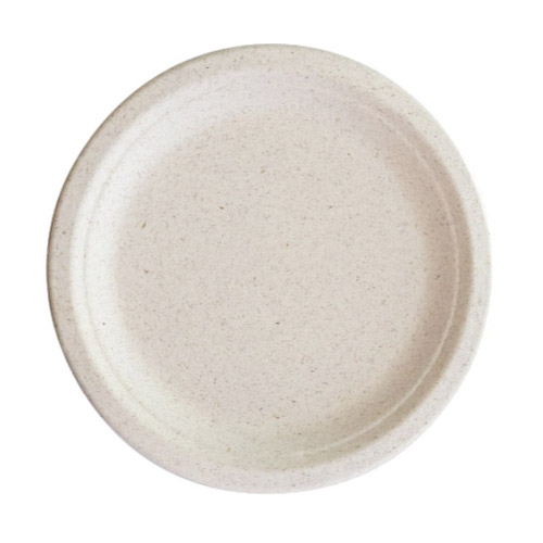"BetterEarth Fiber Blend Round Plate - 9"" - BE-ECP9"