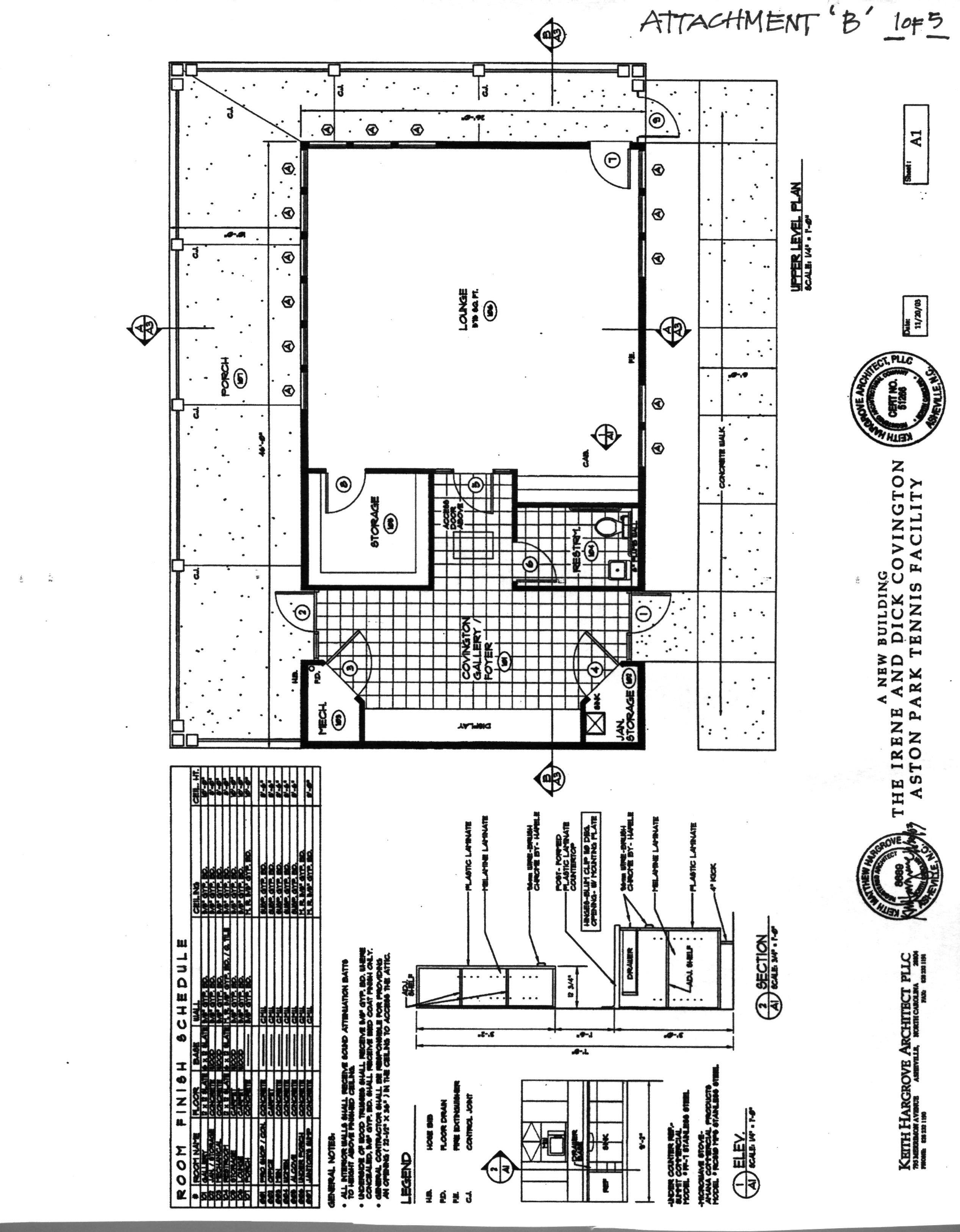 The big serve facility building usta for Playground blueprints