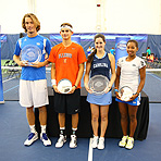2013 USTA/ITA National Indoors: Finals