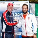 2016 Davis Cup: USA vs. Croatia The Leadup