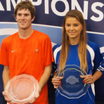 2011 USTA/ITA Indoor Collegiate Champs Finals