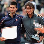 2012 French Open: Day 16