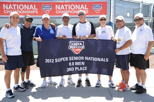 USTA League Super Seniors: Week 1 Awards