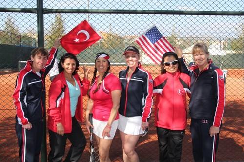 Bueno Cup, USA vs Turkey