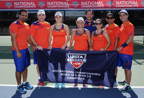 2013 League National Champions: Sixth Weekend