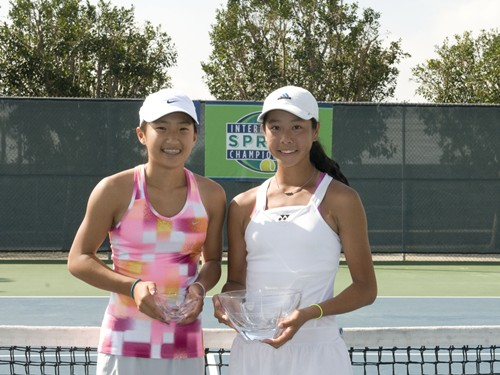 ISC Trophy Girls 16 singles