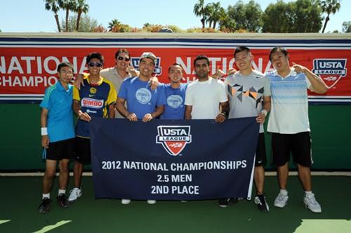 2012 League 2.5 Adult Nationals - Awards