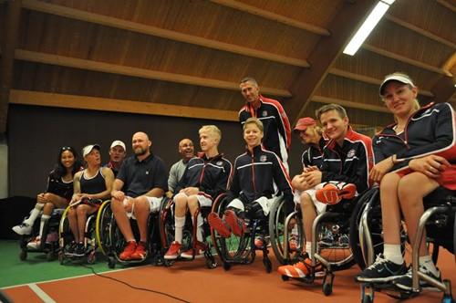 2014 BNP Paribas World Team Cup