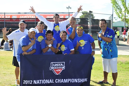 2012 USTA League 3.0 Adult National Championships