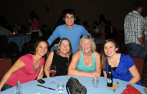 2012 6.0, 8.0 & 10.0 Mixed Nationals: Player Party