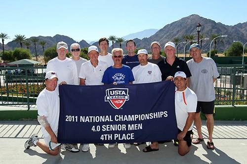 2011 USTA League 4.0 Senior National Championships