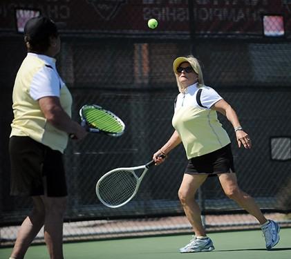 USTA League Super Seniors: Week 2 Action