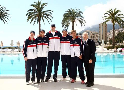 2012 Davis Cup USA vs FRANCE