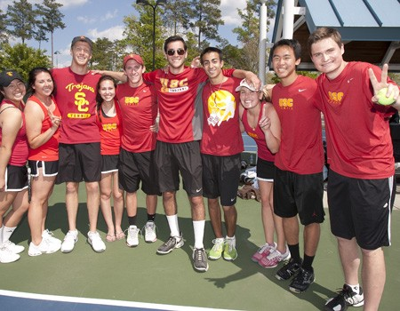 2012 Tennis on Campus National Championship: Teams