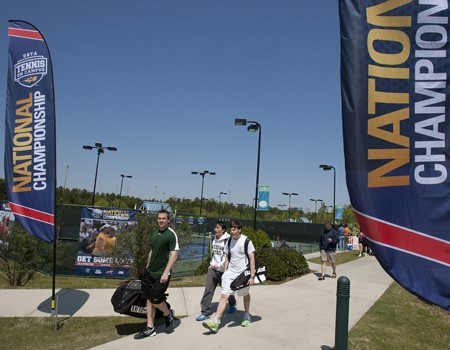 2012 Tennis on Campus National Championship: ATG