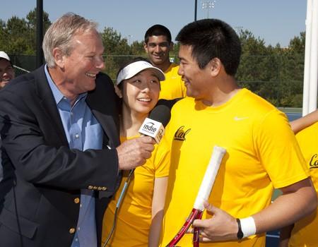 2012 Tennis On Campus National Championship: Semis