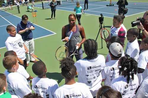 Townsend Leads New Haven Free Lesson