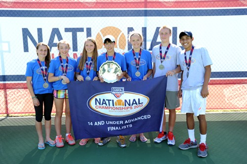 2013 JTT Nationals: 14 & Under Champions