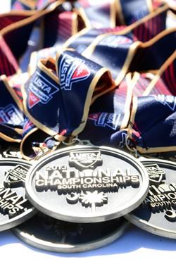 2013 JTT Nationals: 14 & Under Awards