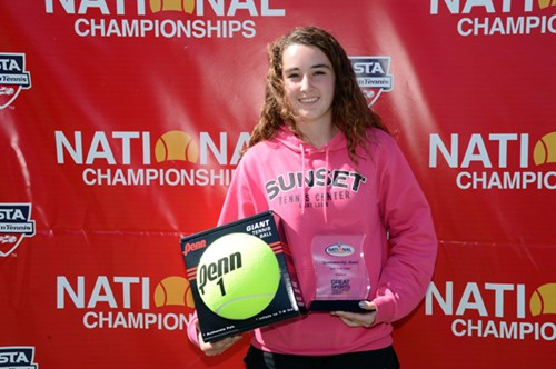 2013 JTT Nationals: 14 & Under Awards
