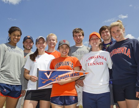 2012 Tennis On Campus National Championship: Love