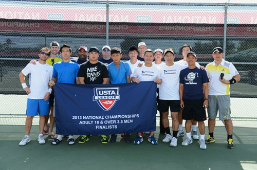 2013 USTA League 3.5 Adult National Championships
