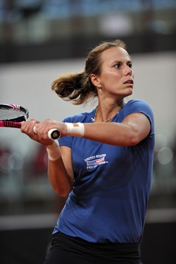 ITALY vs USA2013 Fed Cup by BNP ParibasWorld Group 1st Round, 9-10 February 2013