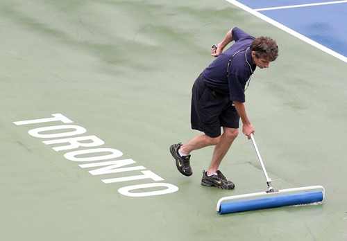 2012 Rogers Cup - Toronto: Day 3