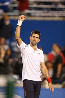 2012 Rogers Cup - Toronto: Day 7