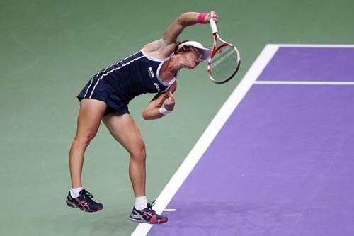 TEB BNP Paribas WTA Championships - Istanbul 2012: Day Four