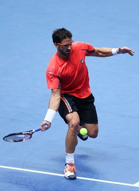 ATP World Tour Finals - Day Two