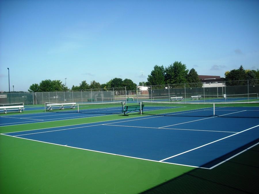 Tennis Courts 006