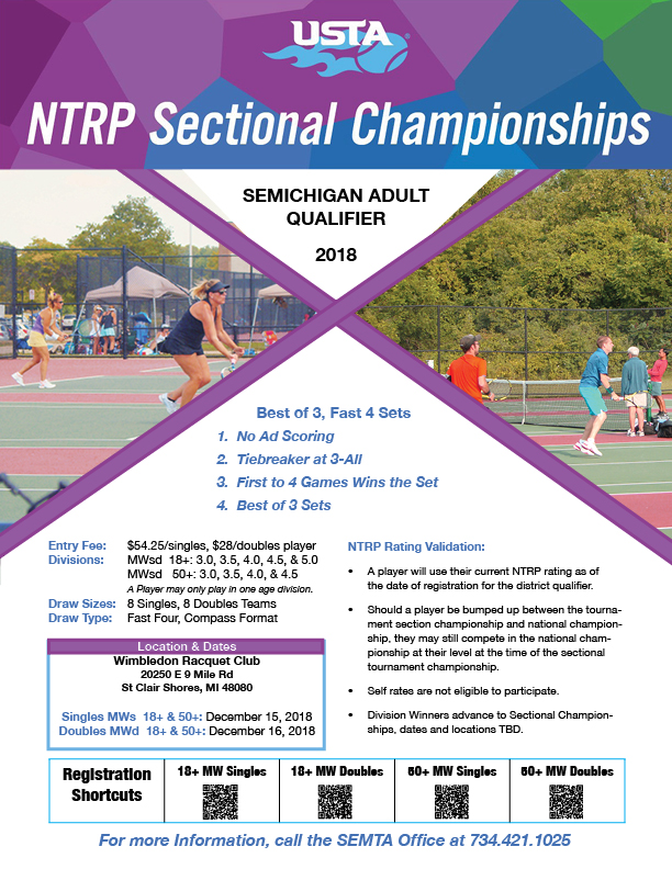 SEMTA ADULT NTRP QUALIFIER