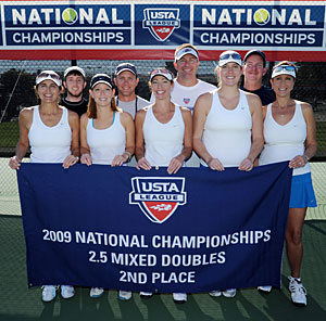 Southern Teams Win USTA League National Championships ...