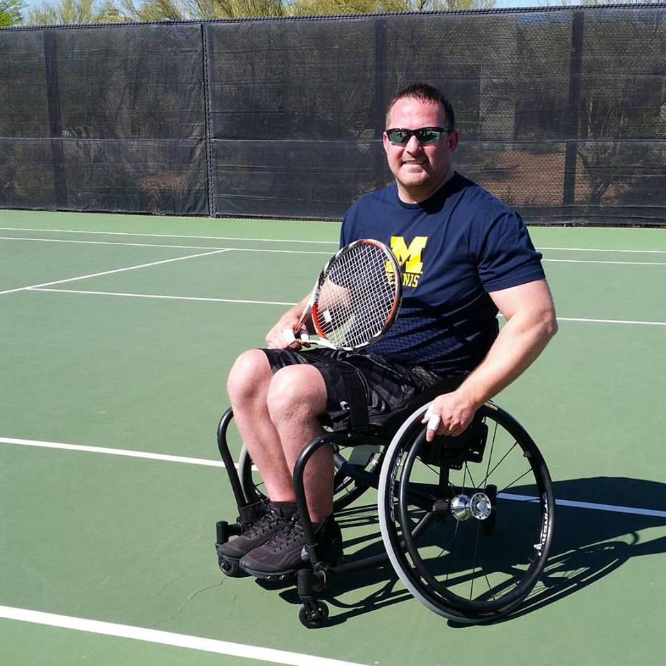 Uno Wheelchair College Tournament: 2016 USTA/Midwest Section Award Winners