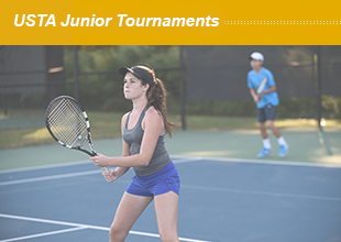 USTA Junior Tournaments