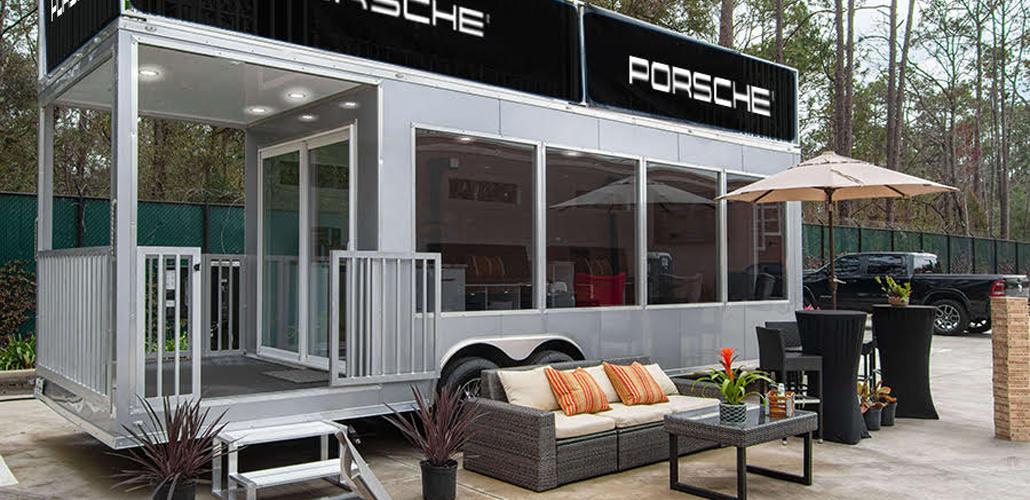 Porsche Sideline Suites