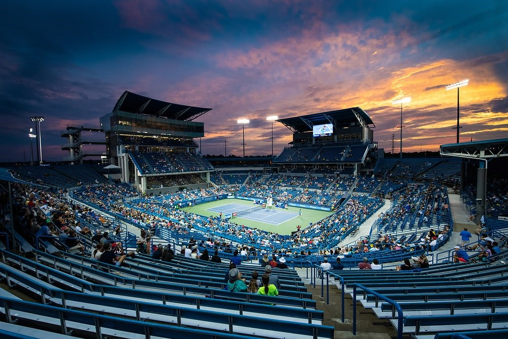 Western & Southern Open - Aug. 17, 2021