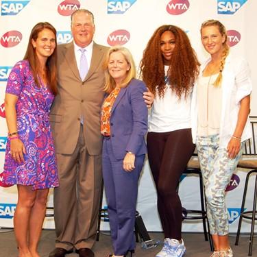 WTA Press Conference