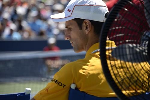 Djokovic vs. Dolgopolov - Men's Singles Semifinal
