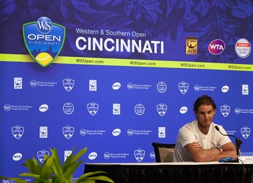 Rafa press conference