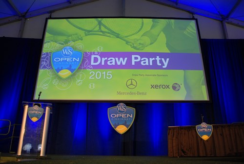 2015 Draw Party