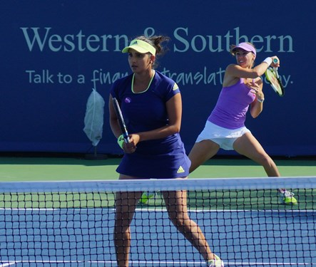 Women's Doubles Semifinals