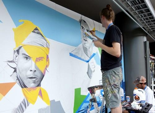 mural2SteveOldfieod